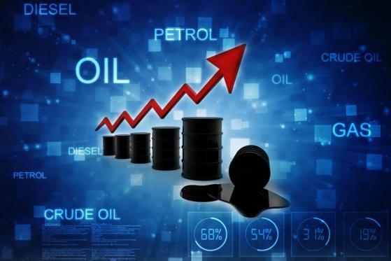 能源危机大爆发!布伦特原油突破80美元!欧洲天然气价格一年暴涨500%