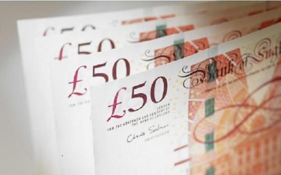英国CPI创逾9年来最大升幅,英镑兑美元扭转隔夜跌势