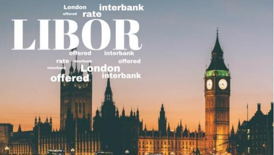 6月16日伦敦银行间同业拆借利率LIBOR
